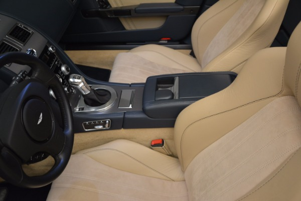 Used 2012 Aston Martin DBS Volante for sale Sold at Pagani of Greenwich in Greenwich CT 06830 26