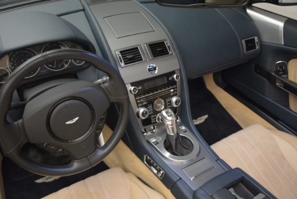 Used 2012 Aston Martin DBS Volante for sale Sold at Pagani of Greenwich in Greenwich CT 06830 27