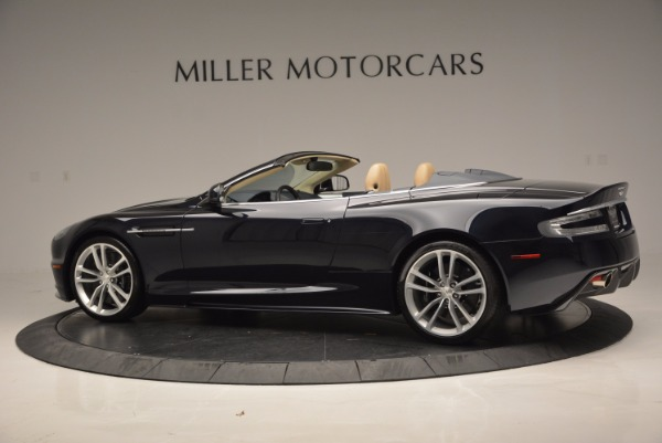 Used 2012 Aston Martin DBS Volante for sale Sold at Pagani of Greenwich in Greenwich CT 06830 4