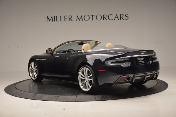 Used 2012 Aston Martin DBS Volante for sale Sold at Pagani of Greenwich in Greenwich CT 06830 5