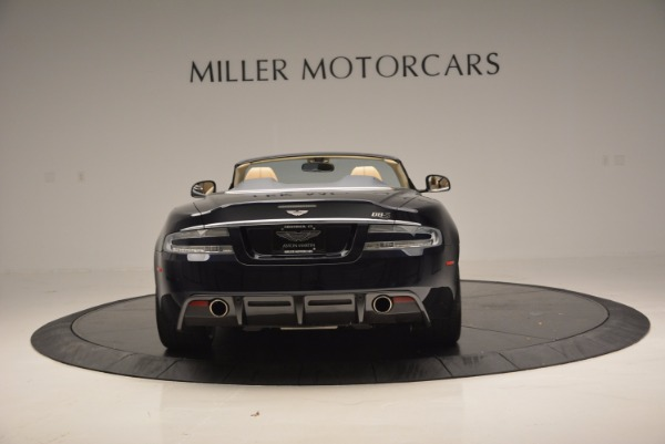 Used 2012 Aston Martin DBS Volante for sale Sold at Pagani of Greenwich in Greenwich CT 06830 6