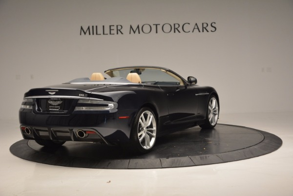 Used 2012 Aston Martin DBS Volante for sale Sold at Pagani of Greenwich in Greenwich CT 06830 7