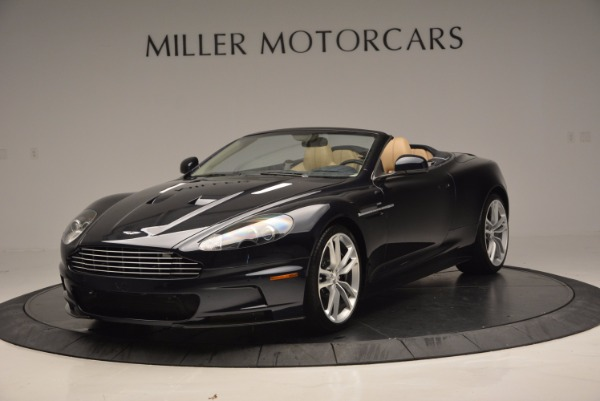 Used 2012 Aston Martin DBS Volante for sale Sold at Pagani of Greenwich in Greenwich CT 06830 1