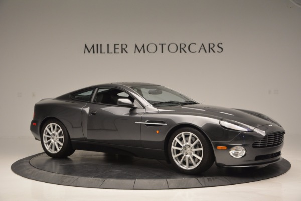 Used 2005 Aston Martin V12 Vanquish S for sale Sold at Pagani of Greenwich in Greenwich CT 06830 10