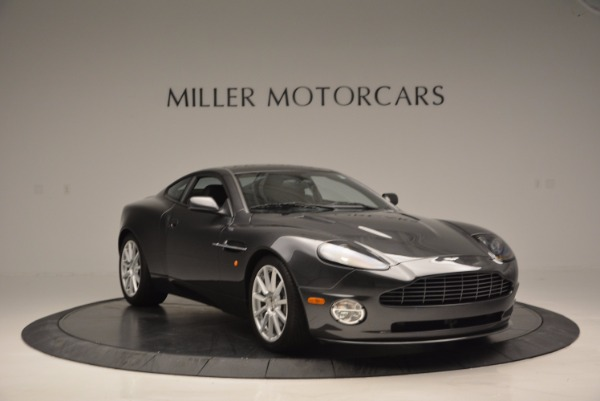 Used 2005 Aston Martin V12 Vanquish S for sale Sold at Pagani of Greenwich in Greenwich CT 06830 11
