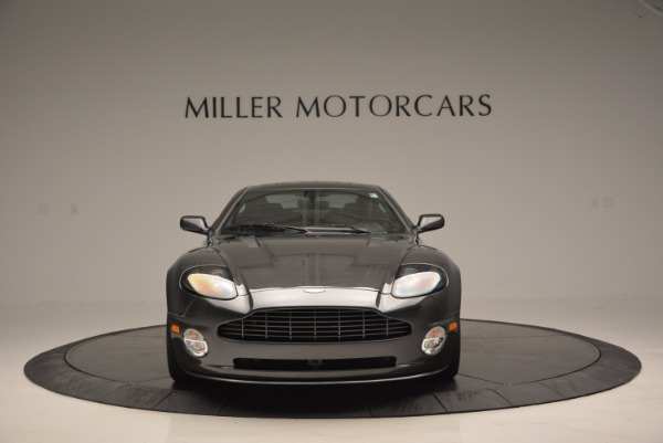 Used 2005 Aston Martin V12 Vanquish S for sale Sold at Pagani of Greenwich in Greenwich CT 06830 12