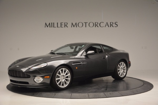 Used 2005 Aston Martin V12 Vanquish S for sale Sold at Pagani of Greenwich in Greenwich CT 06830 2