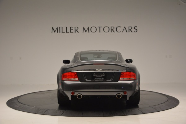Used 2005 Aston Martin V12 Vanquish S for sale Sold at Pagani of Greenwich in Greenwich CT 06830 6