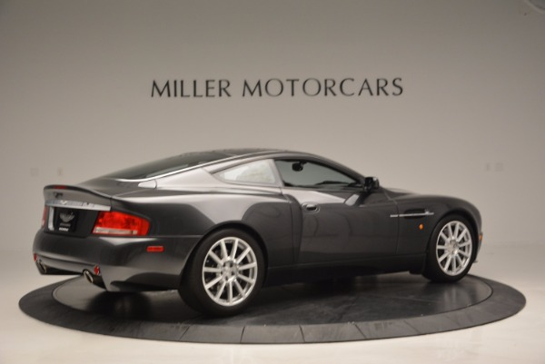 Used 2005 Aston Martin V12 Vanquish S for sale Sold at Pagani of Greenwich in Greenwich CT 06830 8