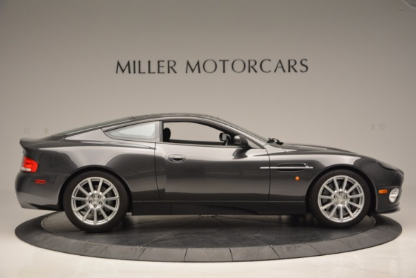 Used 2005 Aston Martin V12 Vanquish S for sale Sold at Pagani of Greenwich in Greenwich CT 06830 9