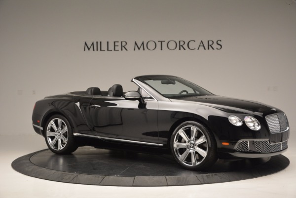 Used 2013 Bentley Continental GTC for sale Sold at Pagani of Greenwich in Greenwich CT 06830 11