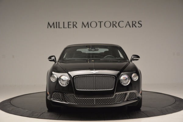 Used 2013 Bentley Continental GTC for sale Sold at Pagani of Greenwich in Greenwich CT 06830 13