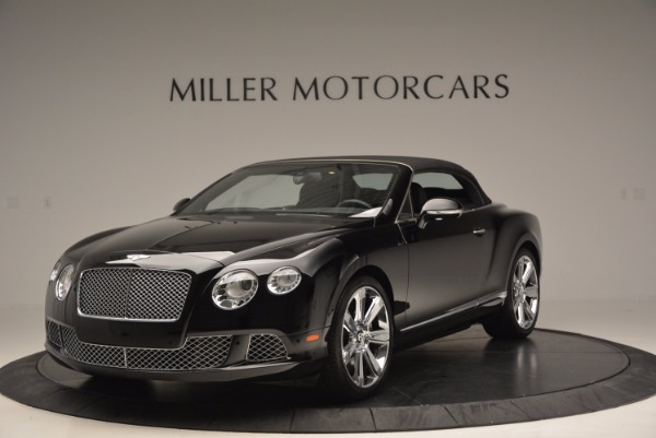 Used 2013 Bentley Continental GTC for sale Sold at Pagani of Greenwich in Greenwich CT 06830 14