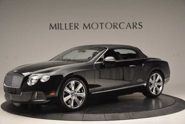 Used 2013 Bentley Continental GTC for sale Sold at Pagani of Greenwich in Greenwich CT 06830 15