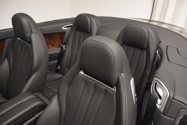 Used 2013 Bentley Continental GTC for sale Sold at Pagani of Greenwich in Greenwich CT 06830 19