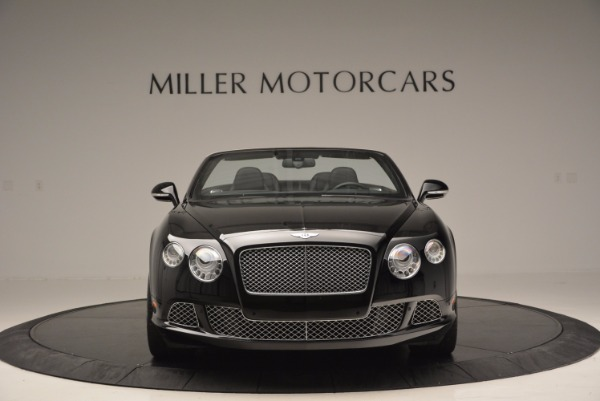 Used 2013 Bentley Continental GTC for sale Sold at Pagani of Greenwich in Greenwich CT 06830 3