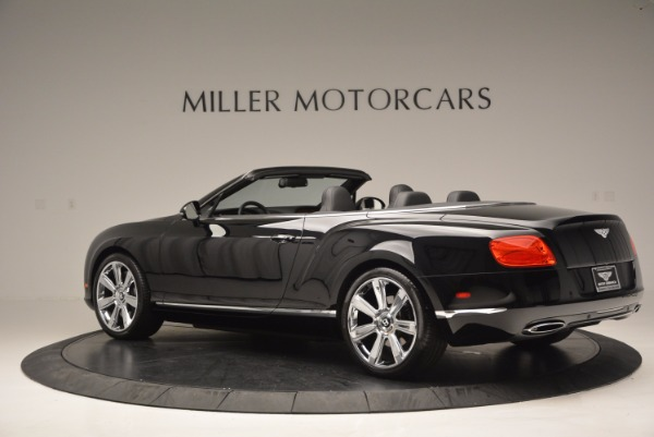 Used 2013 Bentley Continental GTC for sale Sold at Pagani of Greenwich in Greenwich CT 06830 5