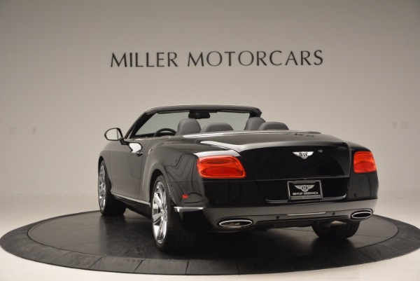 Used 2013 Bentley Continental GTC for sale Sold at Pagani of Greenwich in Greenwich CT 06830 6
