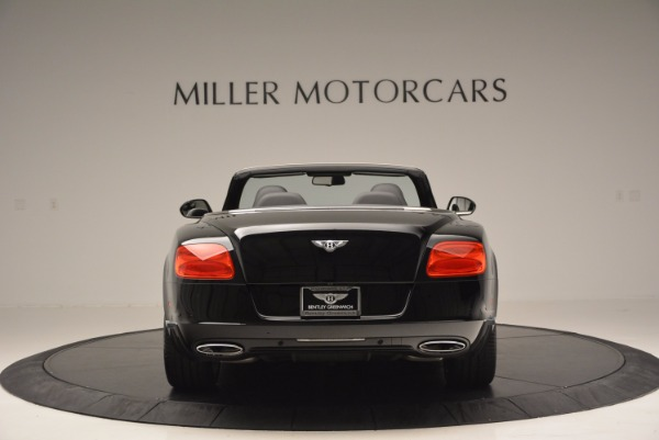 Used 2013 Bentley Continental GTC for sale Sold at Pagani of Greenwich in Greenwich CT 06830 7