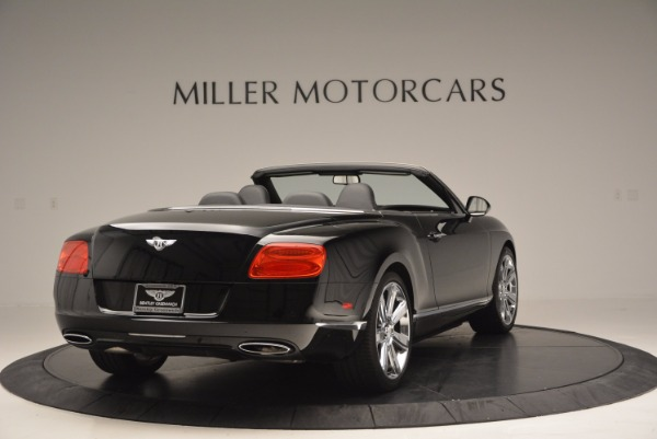 Used 2013 Bentley Continental GTC for sale Sold at Pagani of Greenwich in Greenwich CT 06830 8