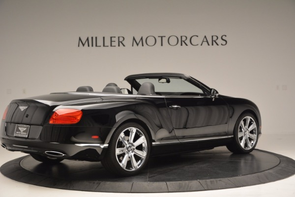 Used 2013 Bentley Continental GTC for sale Sold at Pagani of Greenwich in Greenwich CT 06830 9