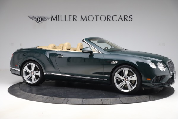 Used 2017 Bentley Continental GTC V8 S for sale $159,900 at Pagani of Greenwich in Greenwich CT 06830 10