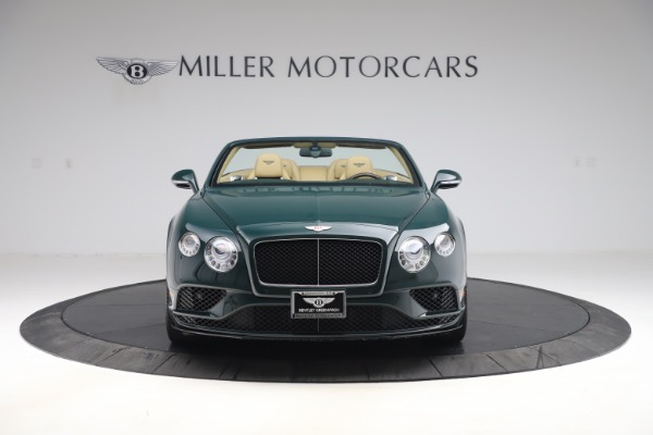 Used 2017 Bentley Continental GTC V8 S for sale $159,900 at Pagani of Greenwich in Greenwich CT 06830 12