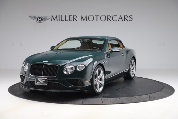 Used 2017 Bentley Continental GTC V8 S for sale $145,900 at Pagani of Greenwich in Greenwich CT 06830 13