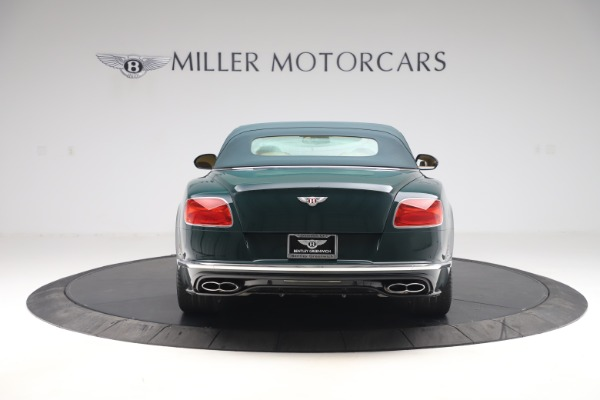 Used 2017 Bentley Continental GTC V8 S for sale $145,900 at Pagani of Greenwich in Greenwich CT 06830 16
