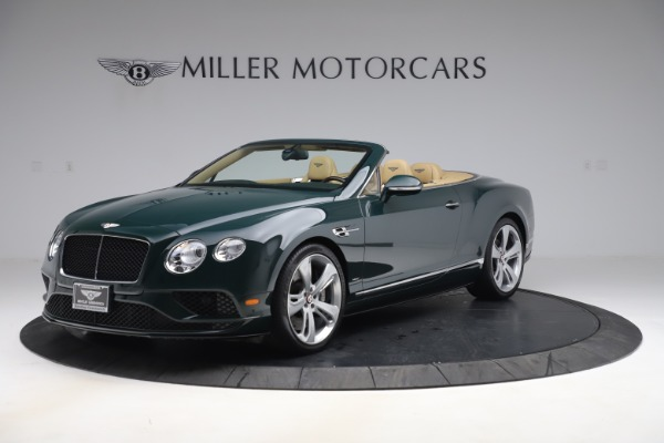 Used 2017 Bentley Continental GTC V8 S for sale $149,900 at Pagani of Greenwich in Greenwich CT 06830 2