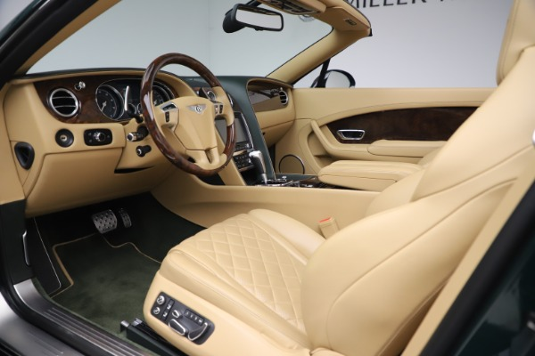 Used 2017 Bentley Continental GTC V8 S for sale $149,900 at Pagani of Greenwich in Greenwich CT 06830 25