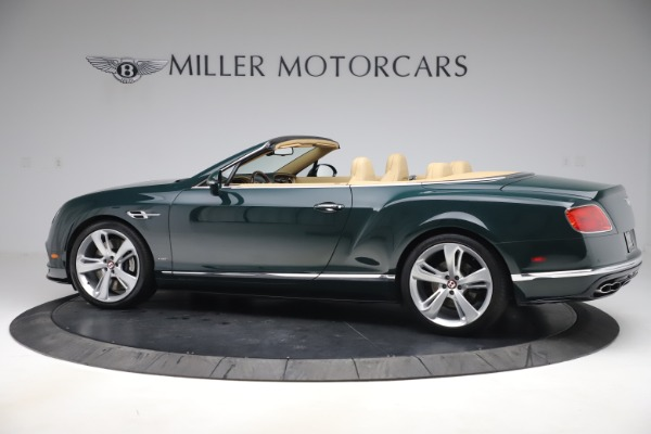 Used 2017 Bentley Continental GTC V8 S for sale $145,900 at Pagani of Greenwich in Greenwich CT 06830 4