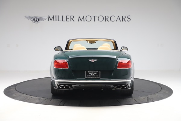 Used 2017 Bentley Continental GTC V8 S for sale $149,900 at Pagani of Greenwich in Greenwich CT 06830 6