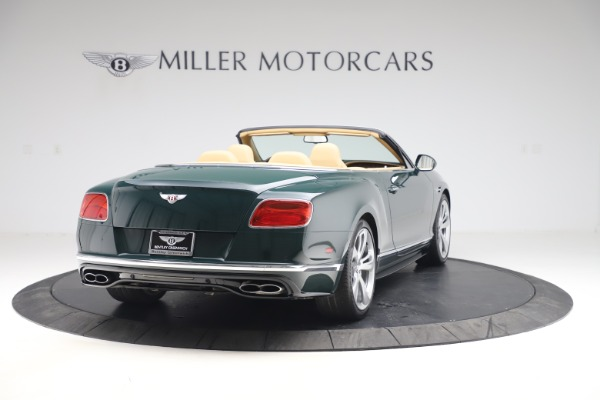 Used 2017 Bentley Continental GTC V8 S for sale $145,900 at Pagani of Greenwich in Greenwich CT 06830 7