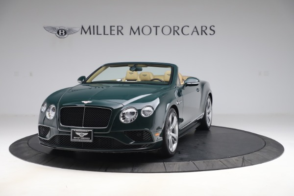 Used 2017 Bentley Continental GTC V8 S for sale $145,900 at Pagani of Greenwich in Greenwich CT 06830 1