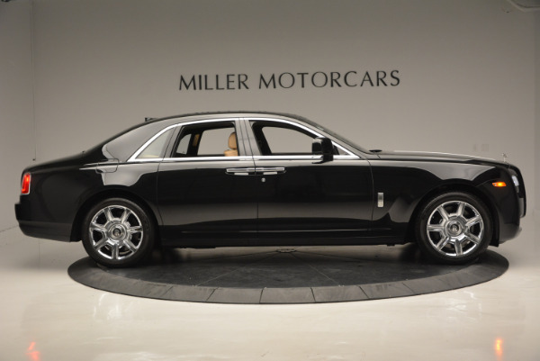 Used 2011 Rolls-Royce Ghost for sale Sold at Pagani of Greenwich in Greenwich CT 06830 10