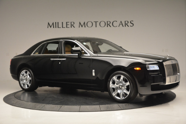 Used 2011 Rolls-Royce Ghost for sale Sold at Pagani of Greenwich in Greenwich CT 06830 11