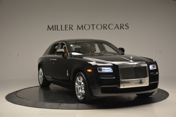 Used 2011 Rolls-Royce Ghost for sale Sold at Pagani of Greenwich in Greenwich CT 06830 12