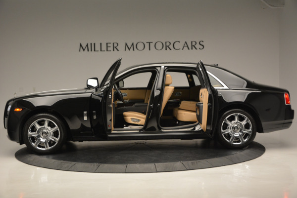 Used 2011 Rolls-Royce Ghost for sale Sold at Pagani of Greenwich in Greenwich CT 06830 15