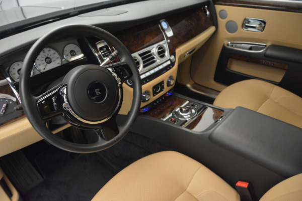Used 2011 Rolls-Royce Ghost for sale Sold at Pagani of Greenwich in Greenwich CT 06830 19