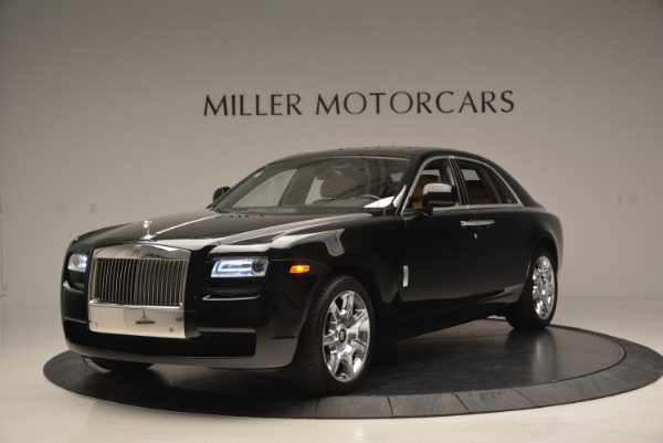 Used 2011 Rolls-Royce Ghost for sale Sold at Pagani of Greenwich in Greenwich CT 06830 2