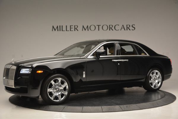Used 2011 Rolls-Royce Ghost for sale Sold at Pagani of Greenwich in Greenwich CT 06830 3