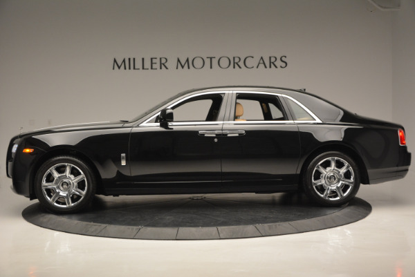 Used 2011 Rolls-Royce Ghost for sale Sold at Pagani of Greenwich in Greenwich CT 06830 4