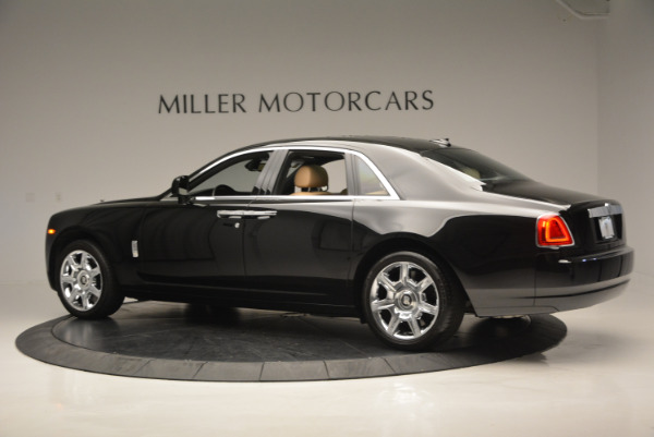 Used 2011 Rolls-Royce Ghost for sale Sold at Pagani of Greenwich in Greenwich CT 06830 5
