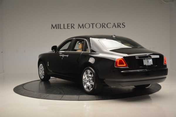 Used 2011 Rolls-Royce Ghost for sale Sold at Pagani of Greenwich in Greenwich CT 06830 6