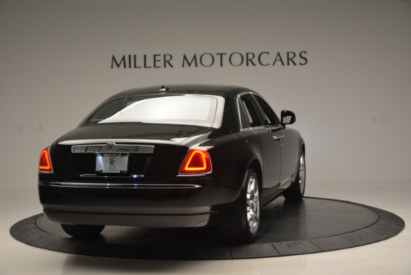 Used 2011 Rolls-Royce Ghost for sale Sold at Pagani of Greenwich in Greenwich CT 06830 8