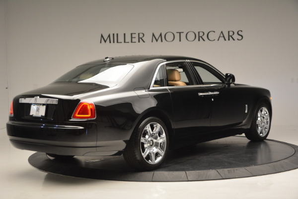 Used 2011 Rolls-Royce Ghost for sale Sold at Pagani of Greenwich in Greenwich CT 06830 9