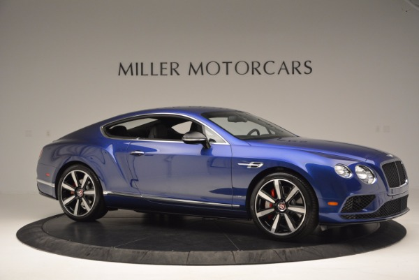 Used 2017 Bentley Continental GT V8 S for sale $146,900 at Pagani of Greenwich in Greenwich CT 06830 10