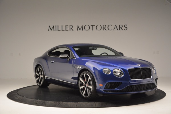 Used 2017 Bentley Continental GT V8 S for sale $146,900 at Pagani of Greenwich in Greenwich CT 06830 11
