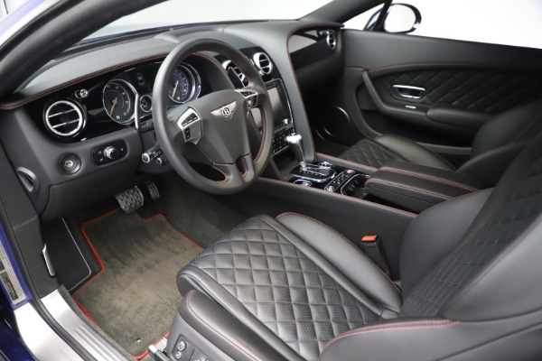 Used 2017 Bentley Continental GT V8 S for sale $146,900 at Pagani of Greenwich in Greenwich CT 06830 15